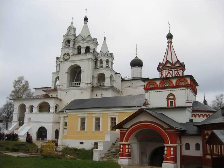 Легенды Саввино-Сторожевского монастыря