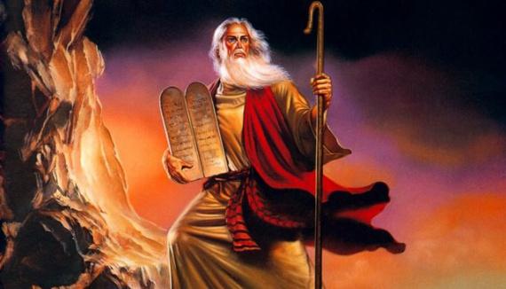 Пророк Моисей - Правми - авторские блоги священнослужителей