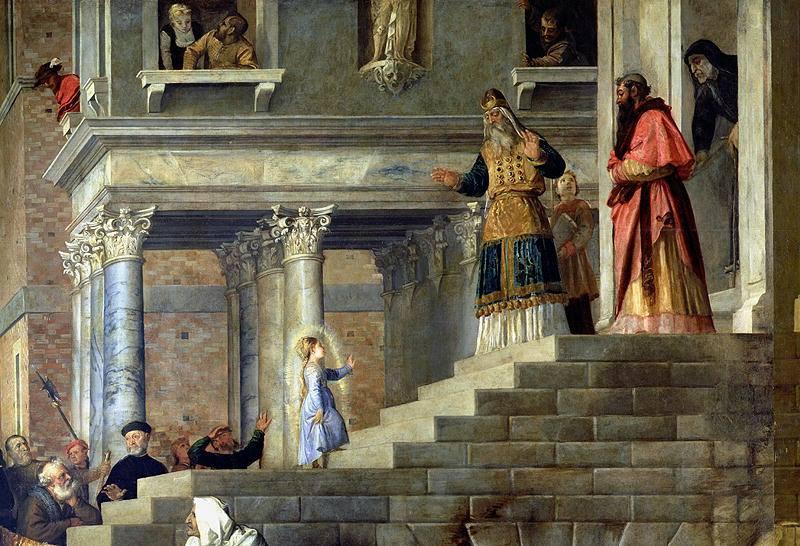 Введение во Храм Пресвятой Богородицы. Священник Даниил Сысоев