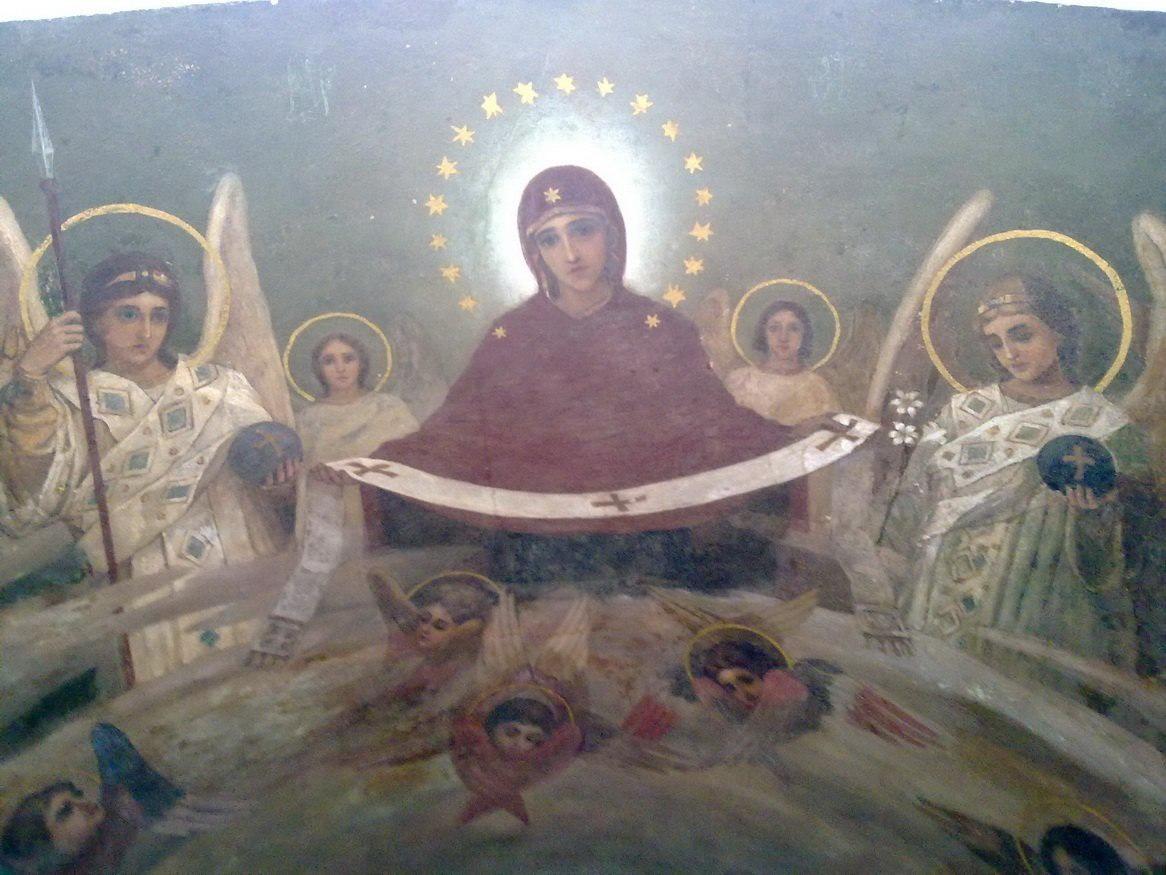 f7b99bf9e1 Всемирното Православие - Пресвета Богородица