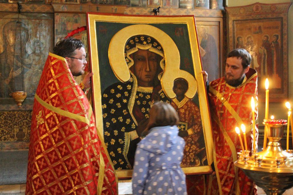 19 марта - празднование иконы Богородицы Ченстоховской