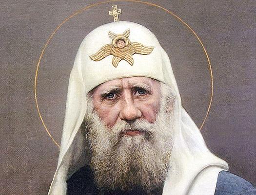 Преставление святителя Тихона, Патриарха Московского и всея России