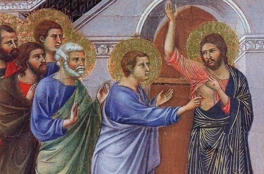Христос посреди нас! Слово в Фомино воскресенье