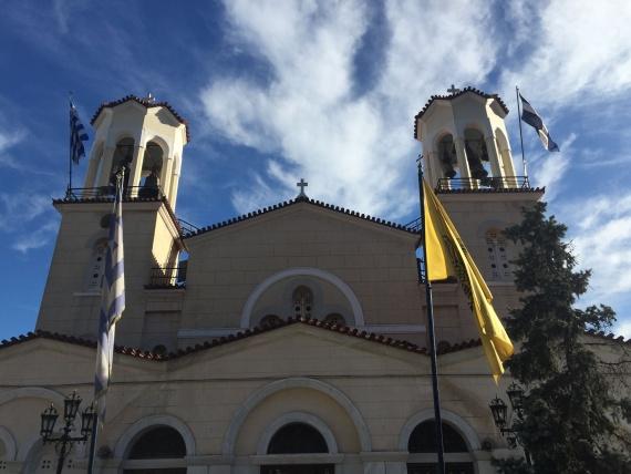 Храм святого Иоанна Русского