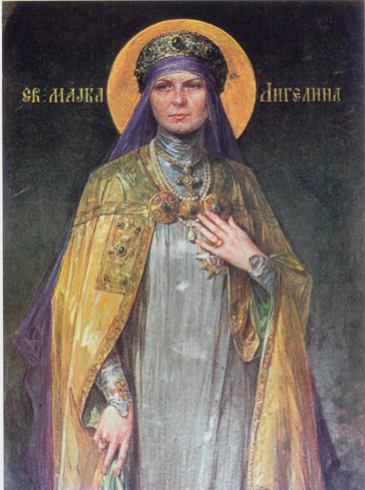 Святая Ангелина, деспотисса Сербская