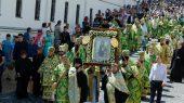В Киево-Печерской лавре тысячи верущих почтили память преподобного Антония Печерского