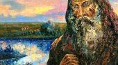 Житие преподобного Антония Печерского,основателя Киево-Печерской лавры и первоначальника иноков российских