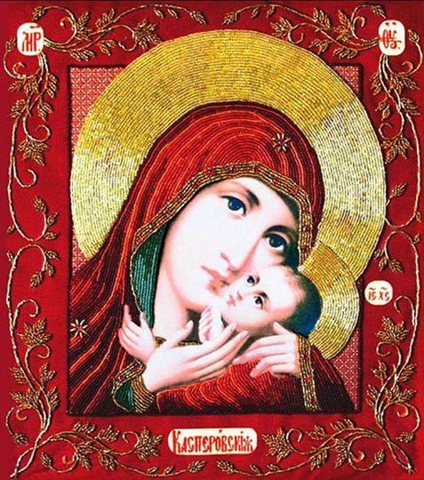 Касперовская икона Богородицы