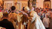 Праздник святых первоверховных апостолов Петра и Павла в Киево-Печерской лавре