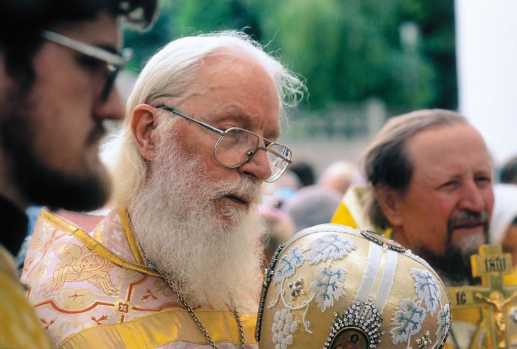 Киевские подвижники благочестия. Протоиерей Михаил Бойко