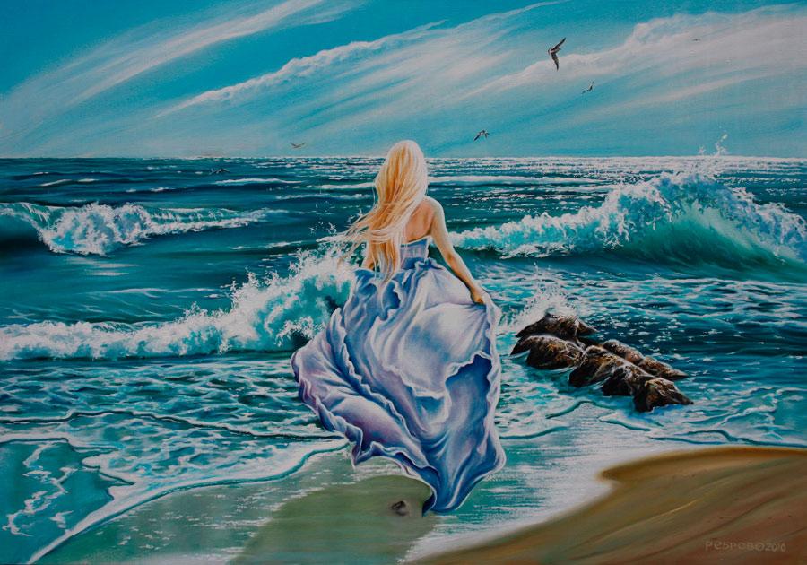Удивительный мир Александра Грина. Бегущая по волнам