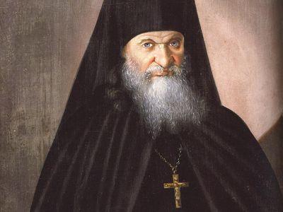 Преподобный оптинский старец Анатолий (Потапов)