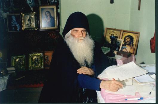 Блаженной памяти схиархимандрита Феофила (Россохи) посвящается