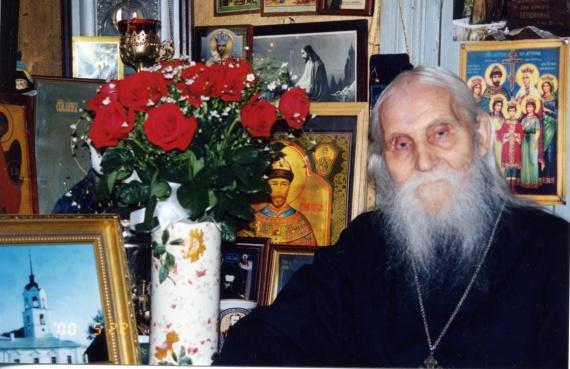 Отец Николай Гурьянов.Памяти благодатного старца