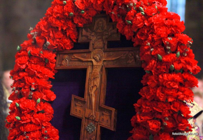 Происхождение(изнесение) Честных древ Животворящего Креста Господня