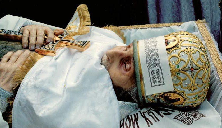 Посмертное чудо отца Николая Гурьянова