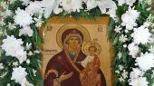Святая икона Божией Матери Одигитрии