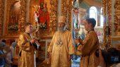 Годовщина интронизации Блаженнейшего Митрополита Онуфрия