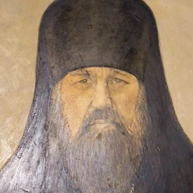 Блаженной памяти схиархимандрита Серафима (Соболева)