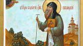 Святой блаженный Василий, Московский чудотворец
