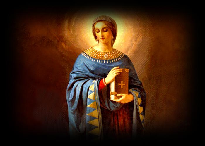 Святые целители. Великомученица Анастасия Узорешительница