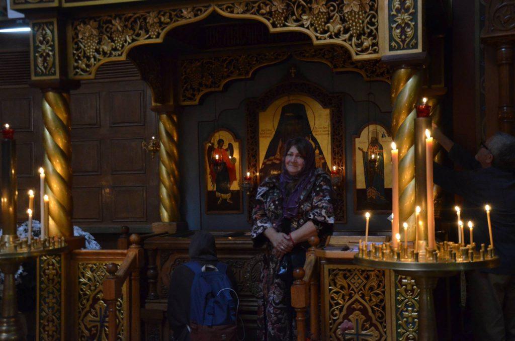 Храм Богородицы Всех Скорбящих Радосте. Мощи свт. Иоанна Шанхайского