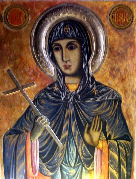 Преподобная Параскева Сербская