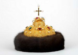 Чинопоследование венчания на царство в Византийской и Российской Империях (дипломная работа)