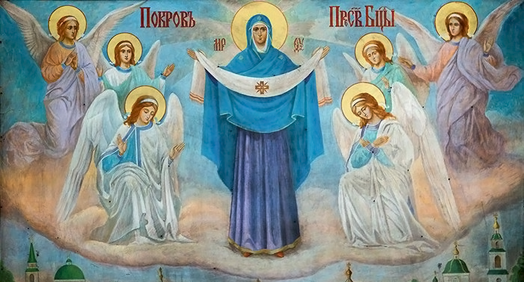 Под благодатным Покровом. Свято-Покровский монастырь