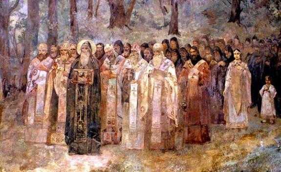 Преподобные отцы наши Печерские