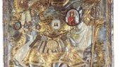 Воспоминание колесования великомученика Георгия Победоносца (Груз.)