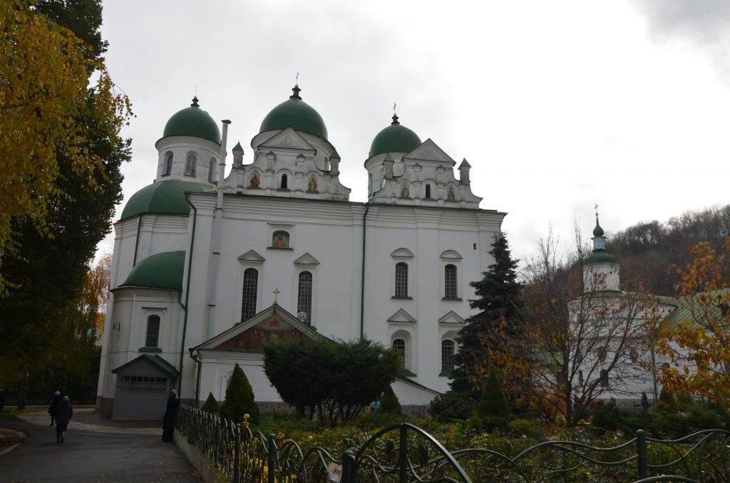 Блаженной памяти Христа ради юродивой инокини Ольги (Качановской) Свято-Вознесенский Флоровский монастырь