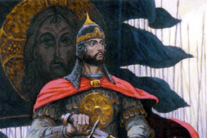 Память святого благоверного князя Димитрия Донского