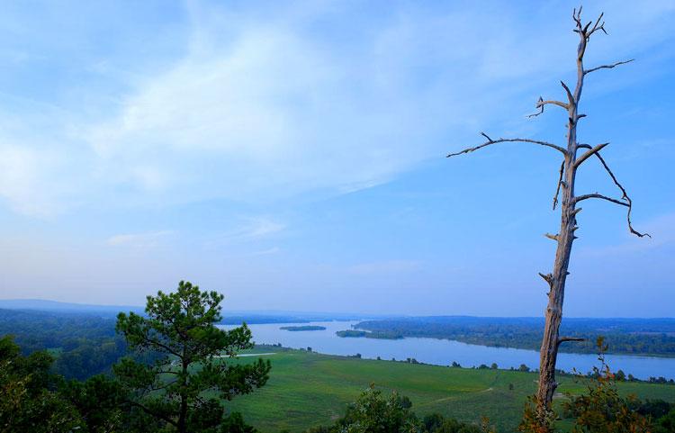 Долина реки Арканзас