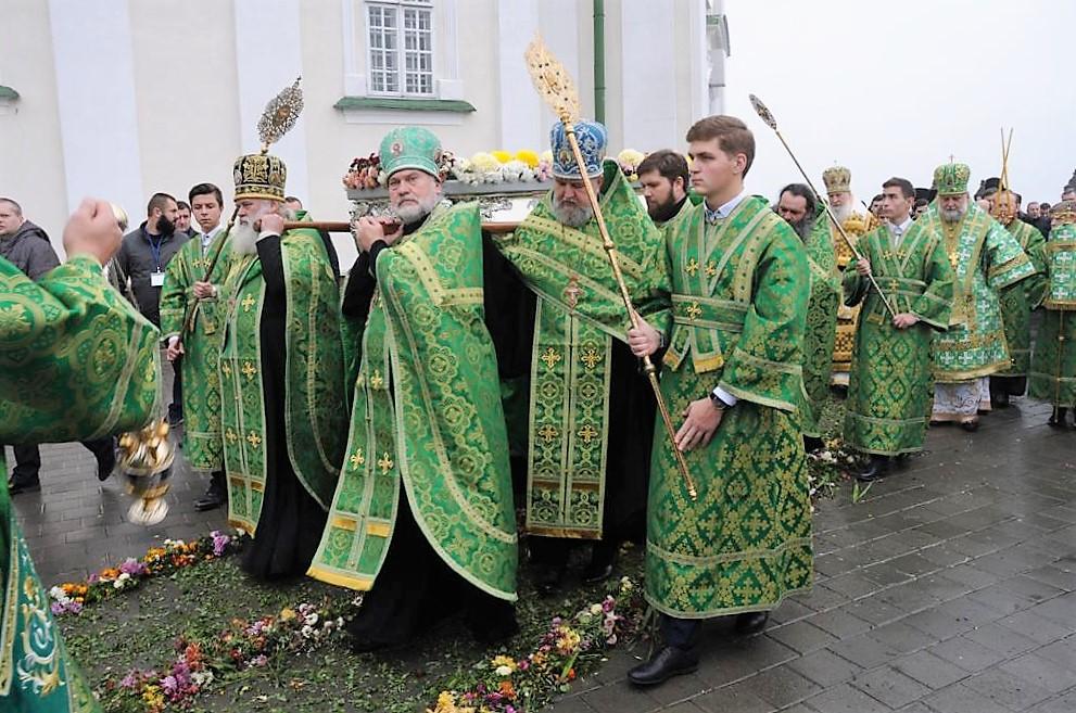367 год со дня блаженной кончины преподобного ИОВА, игумена Почаевского