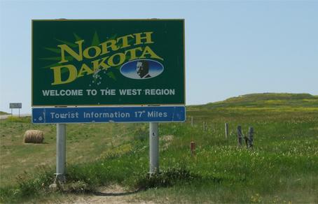 Неповторимая романтика Северной Дакоты