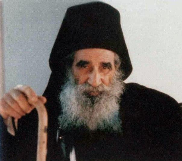 Старец Иероним Эгинский