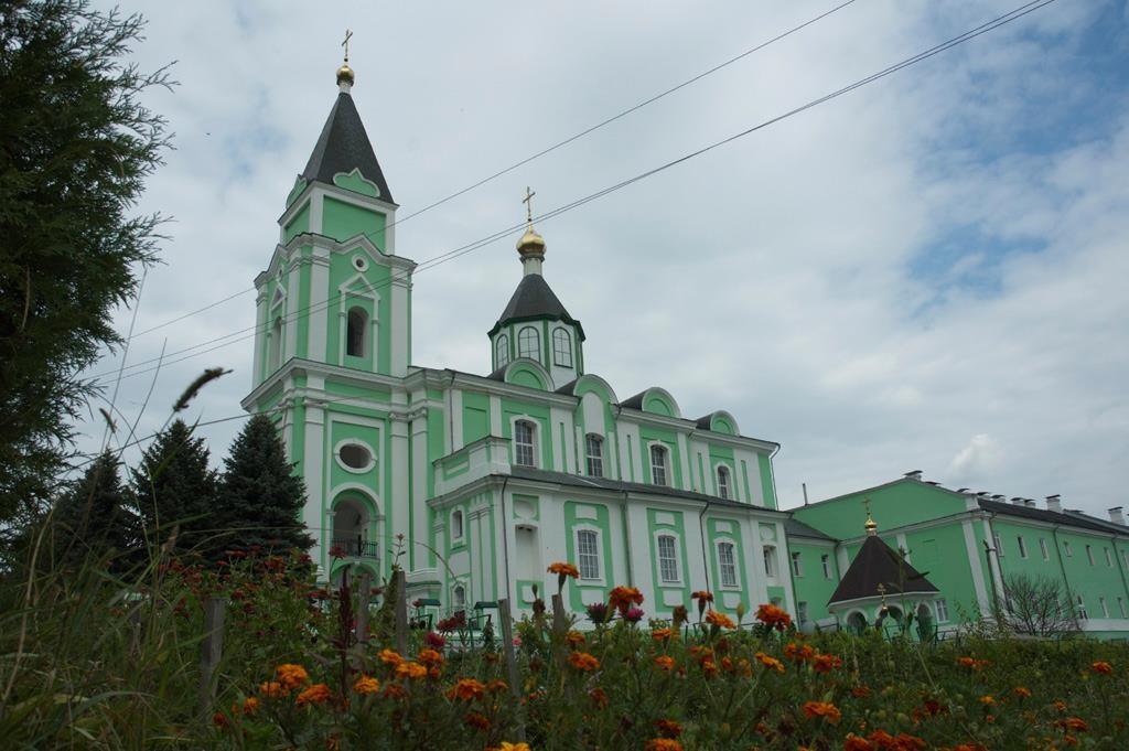 Браиловский монастырь