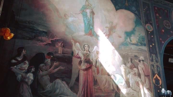 Храм Введения в храм Пресвятой Богородицы в Орудьево