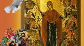 Память иконы Богородицы «Всех скорбящих Радосте»