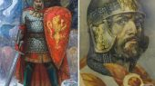Святому благоверному князю Александру(в схиме Алексию)