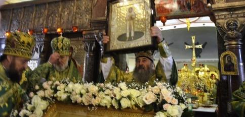 Третья годовщина канонизации Христа Ради юродивого Иоанна Босого Вторая годовщина канонизации Христа Ради юродивого Иоанна Босого