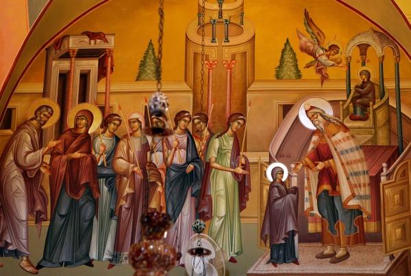 Православный календарь на 4 декабря 2018 года
