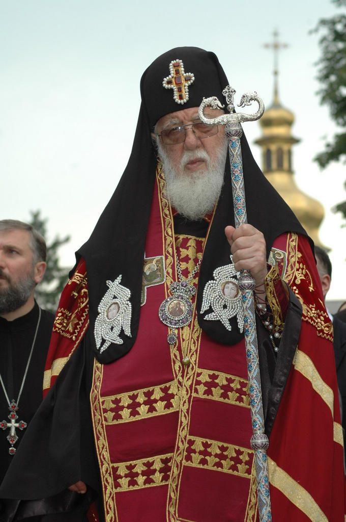 40 лет архипастырского служения Святейшего и Блаженнейшего Католикоса-Патриарха всея Грузии Илии II