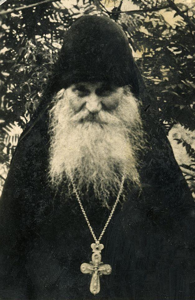 Блаженной памяти прп. Кукши Одесского