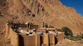 У подножия Вечности. Монастырь святой великомученицы Екатерины в Египте