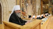 Доклад митрополита Киевского и всея Украины Онуфрия на Архиерейском Соборе Русской Православной Церкви (29 ноября — 2 декабря 2017 года)