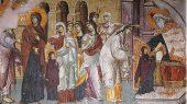 В праздник Введения во храм Пресвятой Богородицы