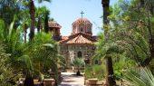 Монастырь прп. Антония Великого -дивный оазис в малолюдной Аризоне