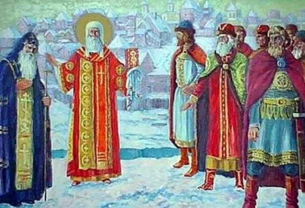 Прот. Григорий Дьяченко о Святителе Петре, Митрополите Московском
